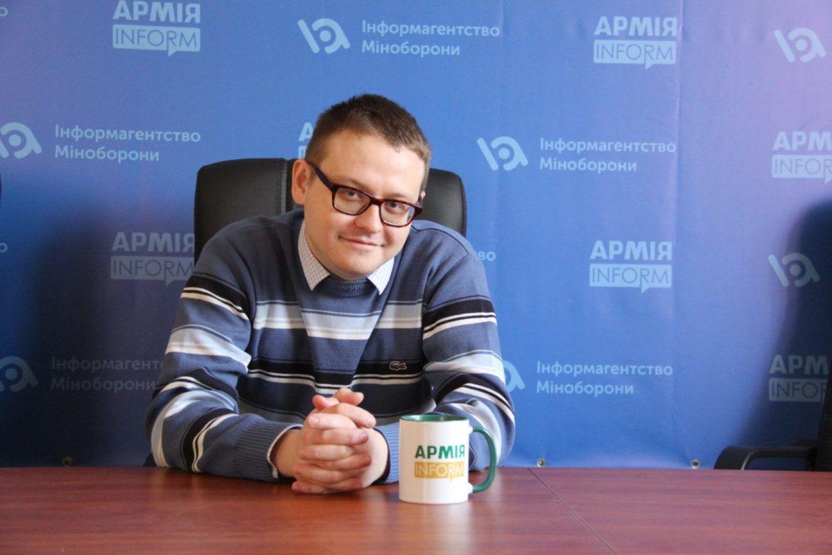 Микола Бєлєсков: Щоб побудувати успішну армію, необхідно вигнати всіх «демонів» з минулого