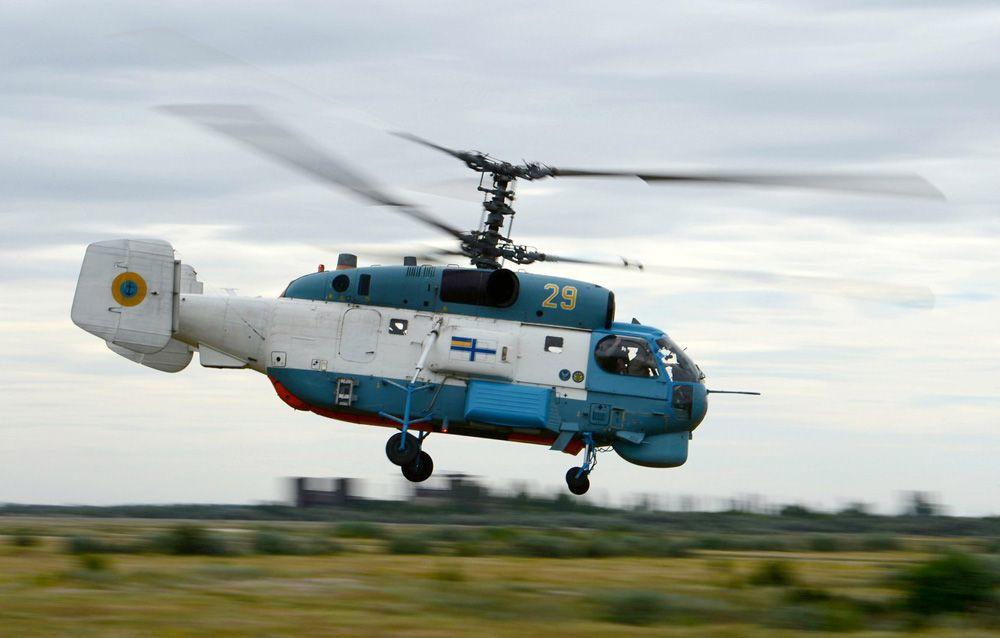«Авіакон» ремонтує вертольоти для ВМС України