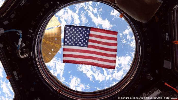Космічні війська стануть шостим родом американських збройних сил