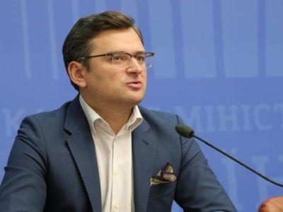 Україна приєднається до санкцій ЄС проти Білорусі – Дмитро Кулеба
