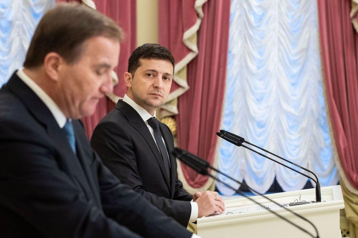 Результати зустрічі Президента України з Прем'єр-міністром Швеції