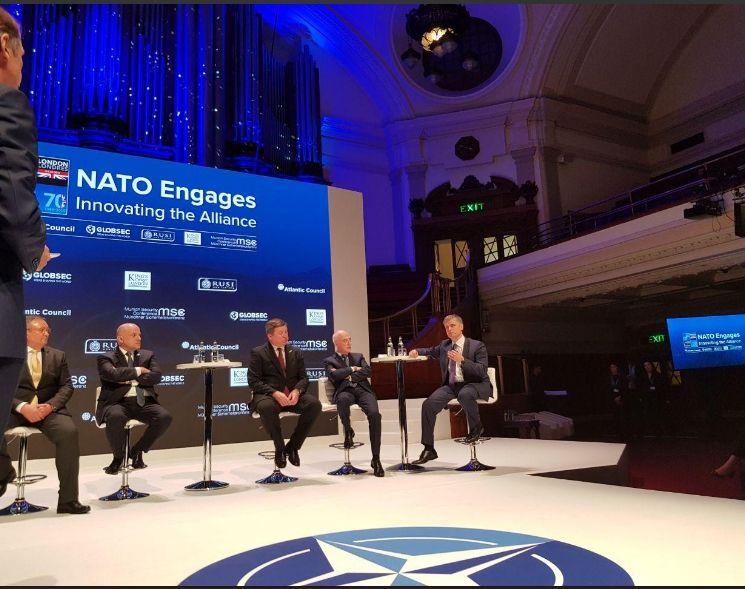 «Навіть не будучи членом Альянсу, Україна захищає східний фланг НАТО» ‒ Пристайко