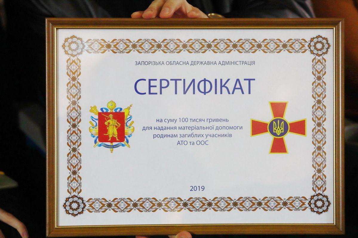 Кошти, зібрані під час благодійного марафону, будуть спрямовані на адресну допомогу захисникам України та родинам загиблих героїв