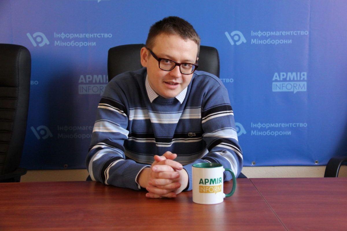 «Основна проблема нашого війська – обмеженість ресурсів», − Микола Бєлєсков