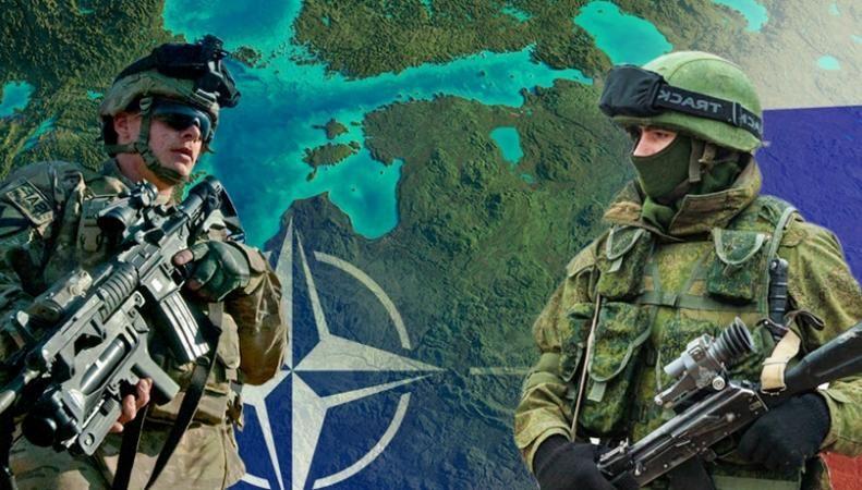 Російський генштаб похвалився новим озброєнням і звинуватив НАТО в «ескалації напруженості»