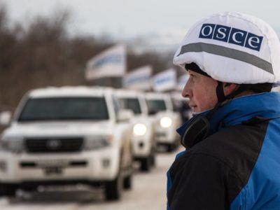 Євросоюз закликає Росію усунути перешкоди в роботі місії ОБСЄ на Донбасі