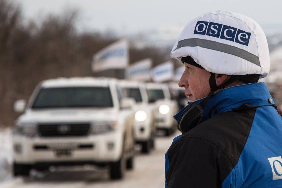 Блокпости окупантів на Донбасі не пропустили патрулі ОБСЄ