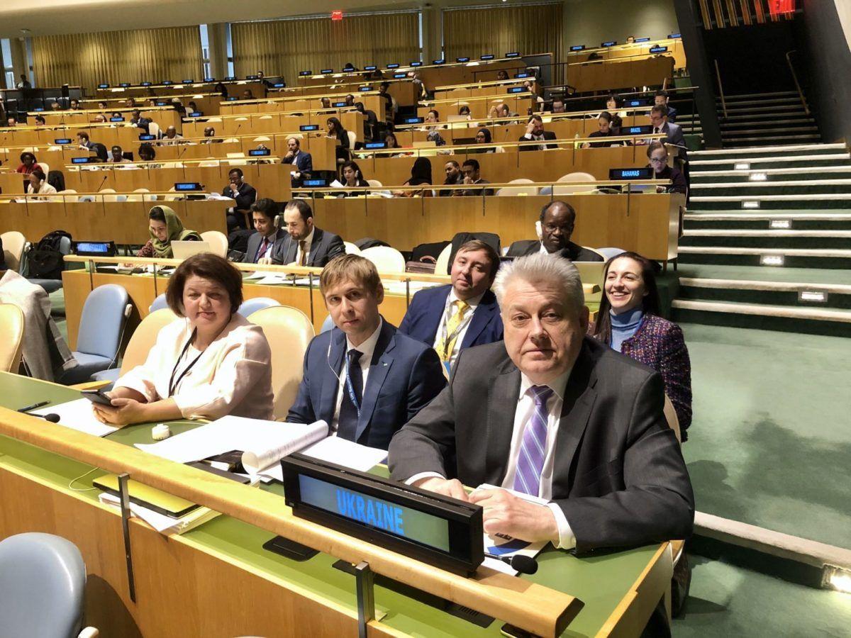 Світова спільнота підтримала Резолюцію про права людини в Криму