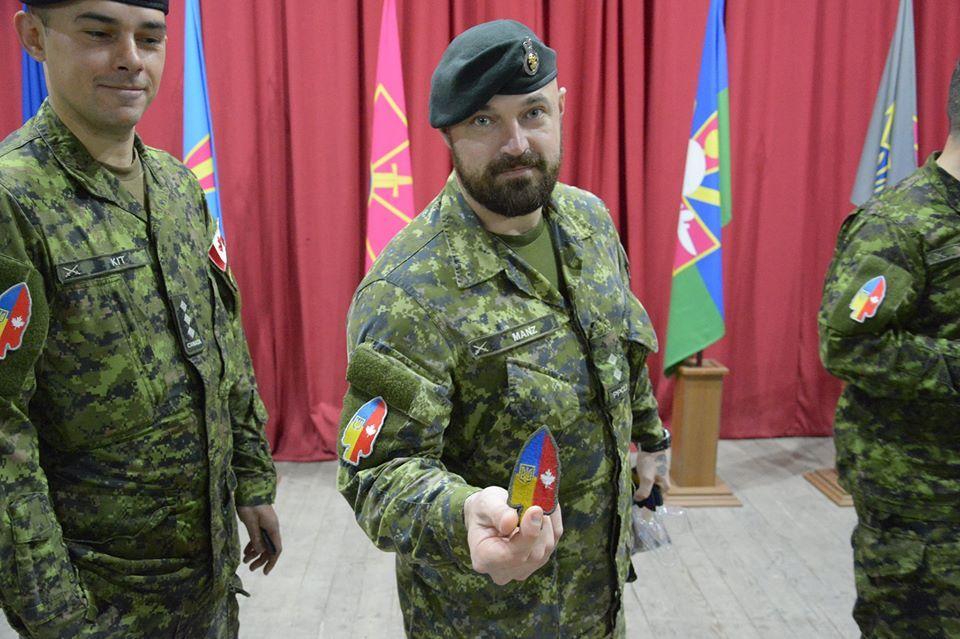 Ще близько сотні українських військових пройшли підготовку за програмою Orbital