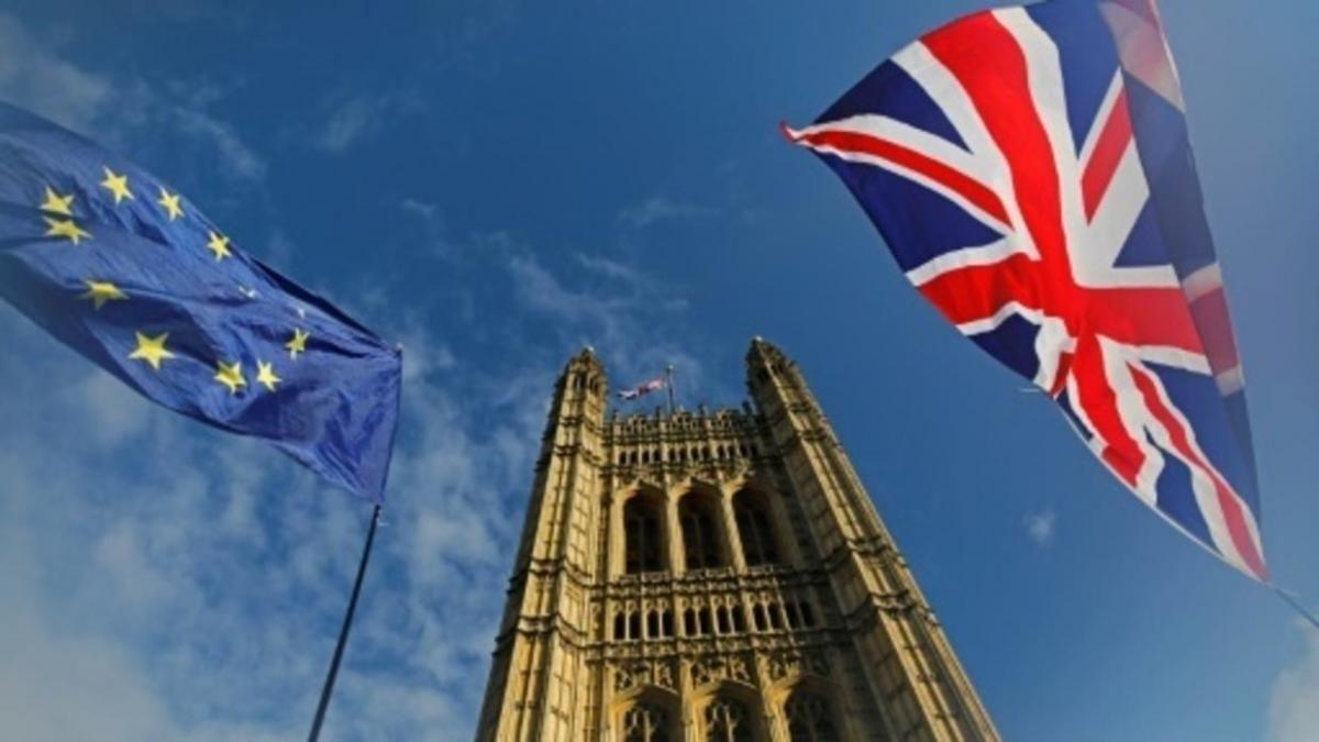 Британський парламент ухвалив вихід країни з Європейського союзу