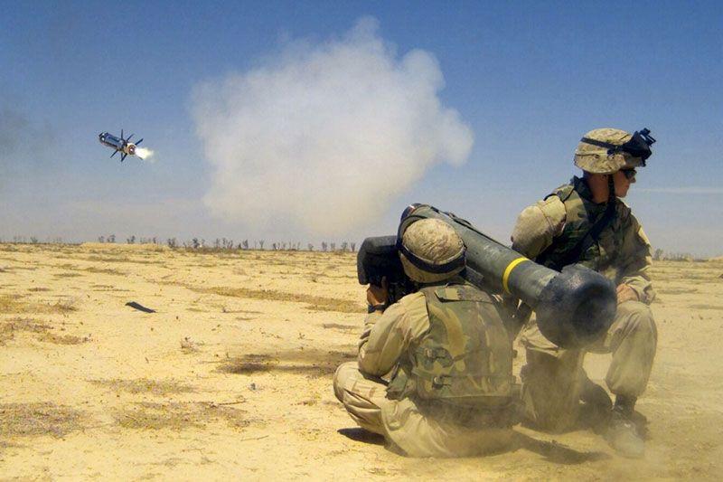 Продажі зброї та військових послуг зростають. США залишаються лідером