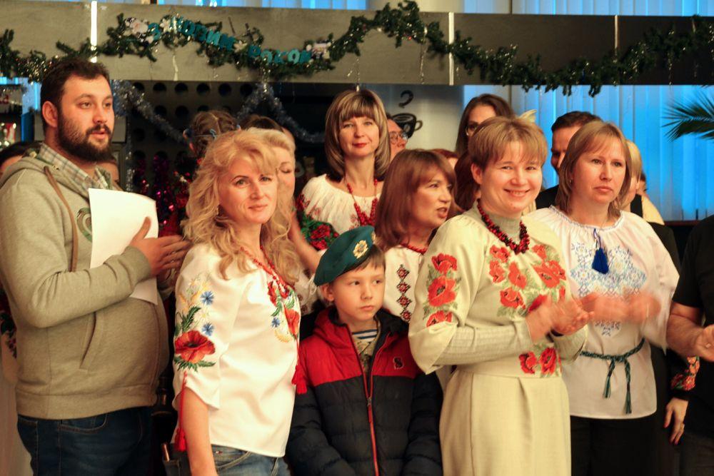 Різдвяний бал «Мужність та грація» для військових і волонтерів