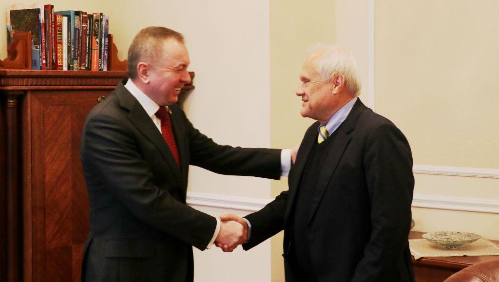 Сайдік склав повноваження спецпредставника на Донбасі