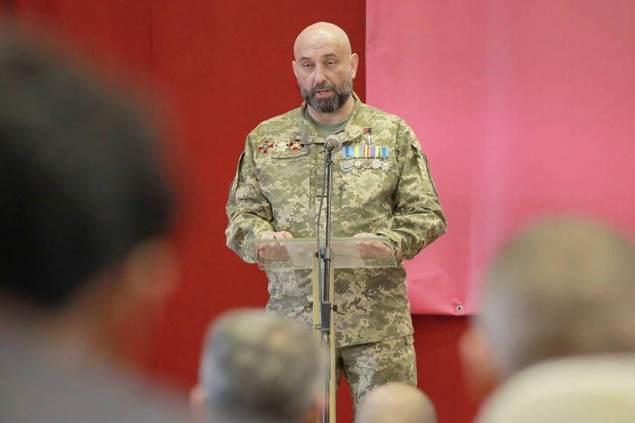 Інтерв'ю Сергія Кривоноса про захоплення Криму, приватні військові компанії та «посміховисько з клоунами» в РНБО