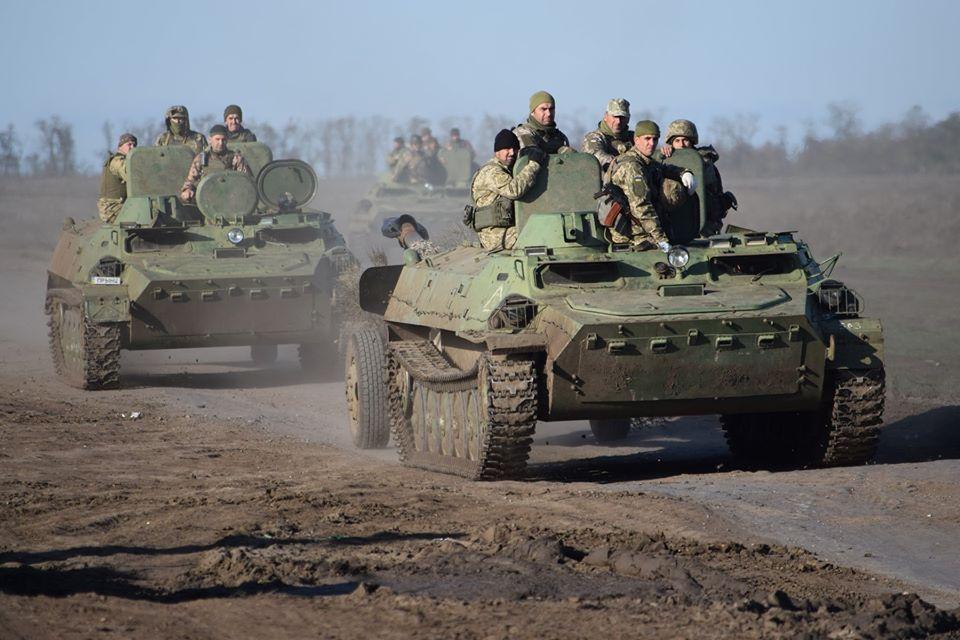 На Одещині завершилися командно-штабні навчання