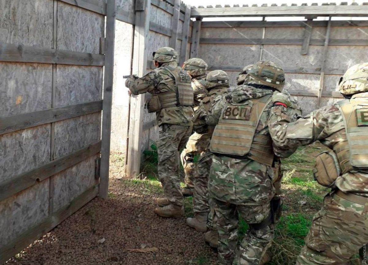Цього року «спецназ» ВСП запобіг диверсіям у 50 військових частинах