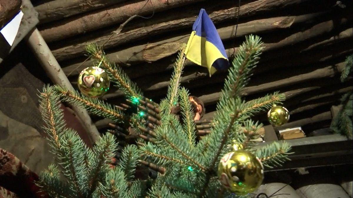 Історія про Діда Мороза, Снігуроньку і креативні «подарунки» ворогу