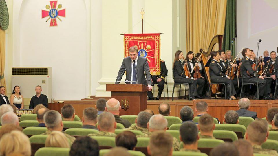 Згуртованість армії та народу показала всьому світові, що Україна сильна держава