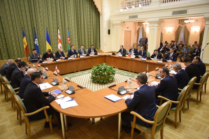 Створення зони вільної торгівлі ГУАМ є безумовним пріоритетом України
