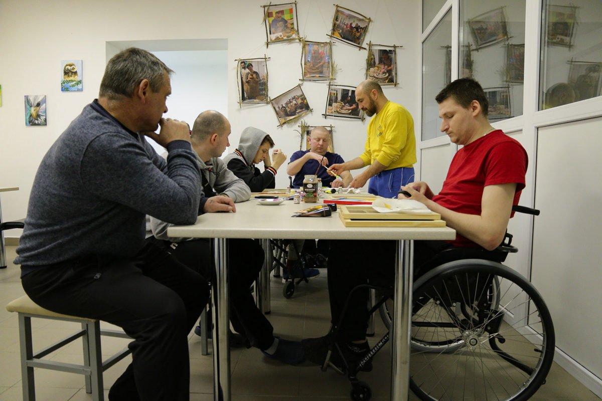 У Клевані лікують пацієнтів з нейротравмами зі всієї України