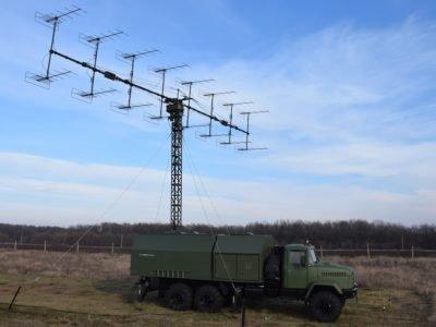 «Малахіт», що одночасно супроводжує 200 повітряних цілей, заступає на чергування