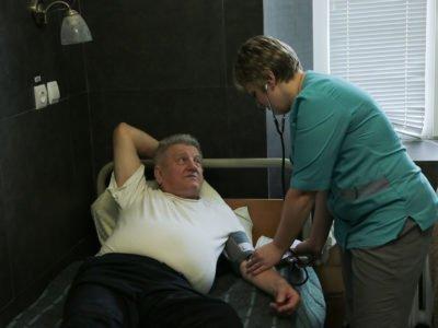 Луцький військовий госпіталь збільшив кількість пацієнтів