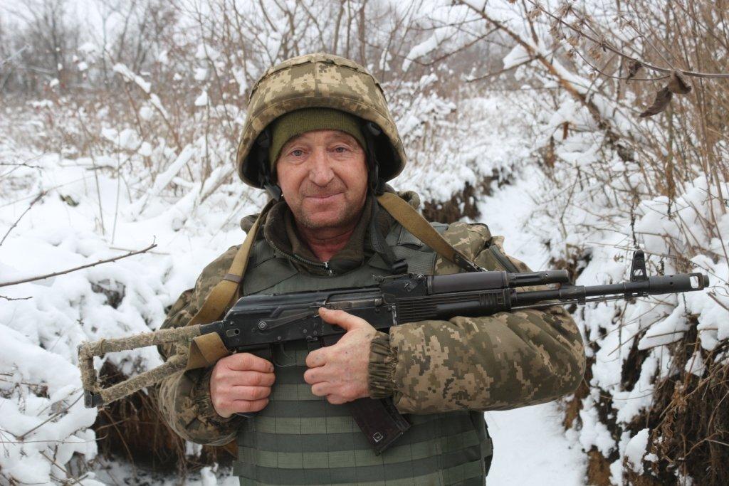 Важкі поранення в ДАПі не зламали його козацький дух
