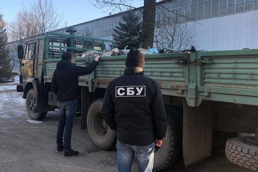 Контррозвідка блокувала розкрадання військового обладнання зі стратегічних підприємств