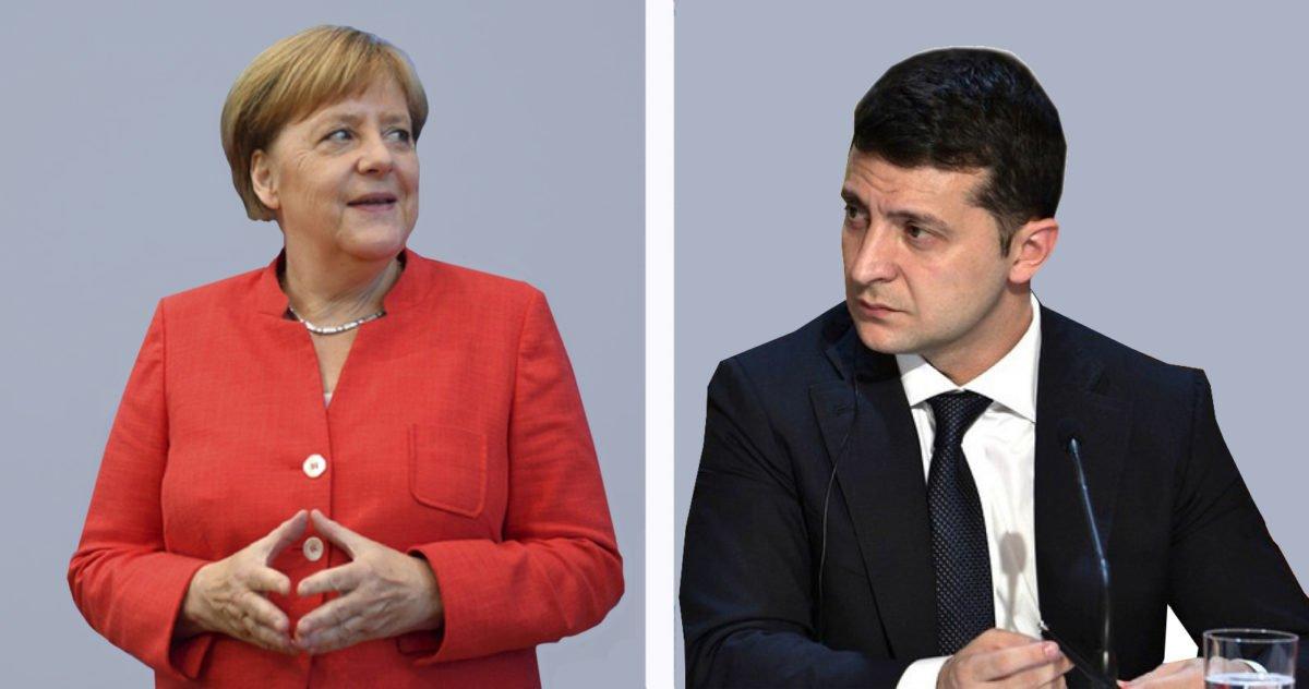 Катастрофа в Ірані, звільнення полонених і розведення військ — теми нової розмови Президента з Анґелою Меркель