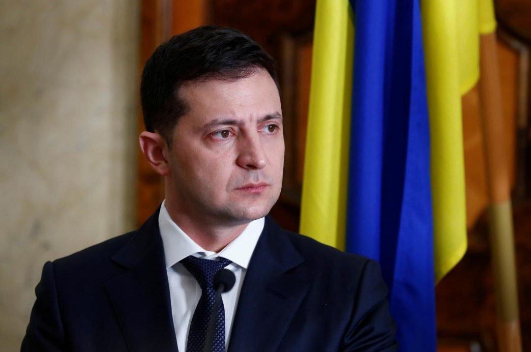 Зеленський звернув увагу Генсека ООН на спроби прив'язати скасування санкцій до боротьби з коронавірусом