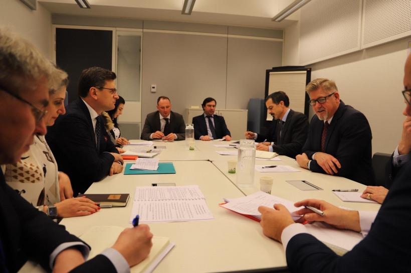 Україна повідомила НАТО про готовність стати операційним партнером Альянсу в Іраку