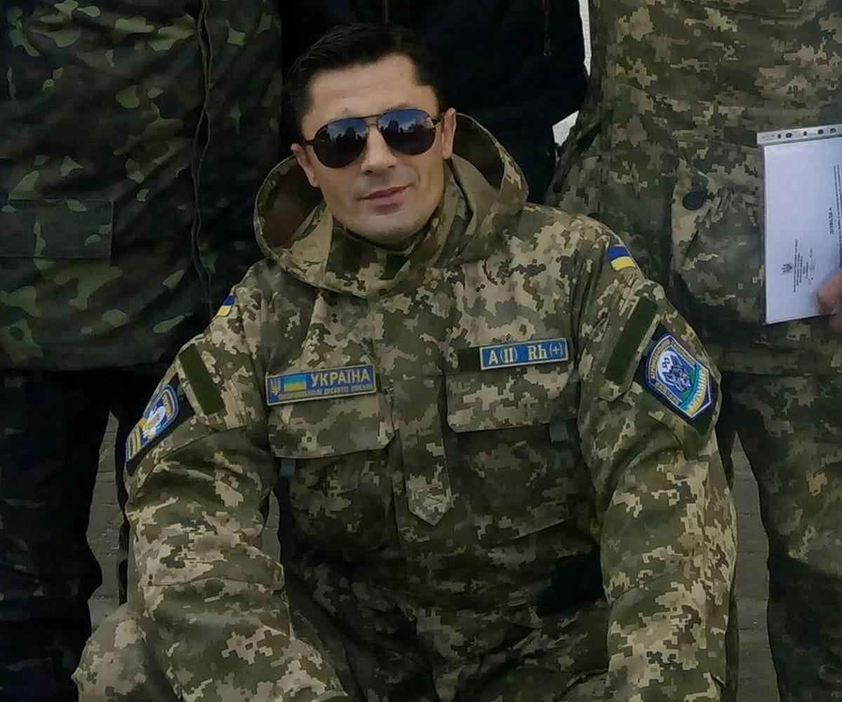 «Кіборга» Віталія Зварича визнано «Людиною року – 2019» на Тернопільщині