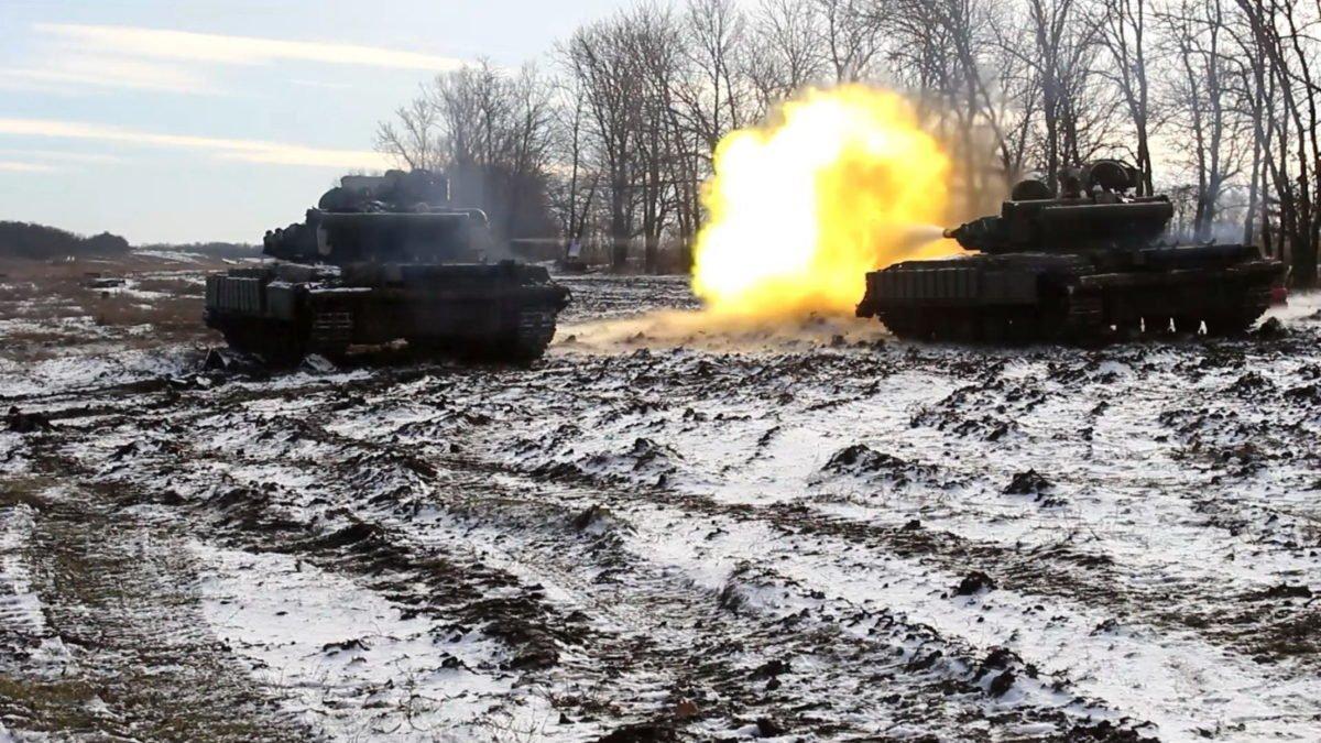 Євген Межевікін зібрав командирів танкових підрозділів