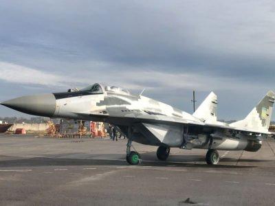 Дослідний зразок модернізованого винищувача МіГ-29 готують до державних випробувань
