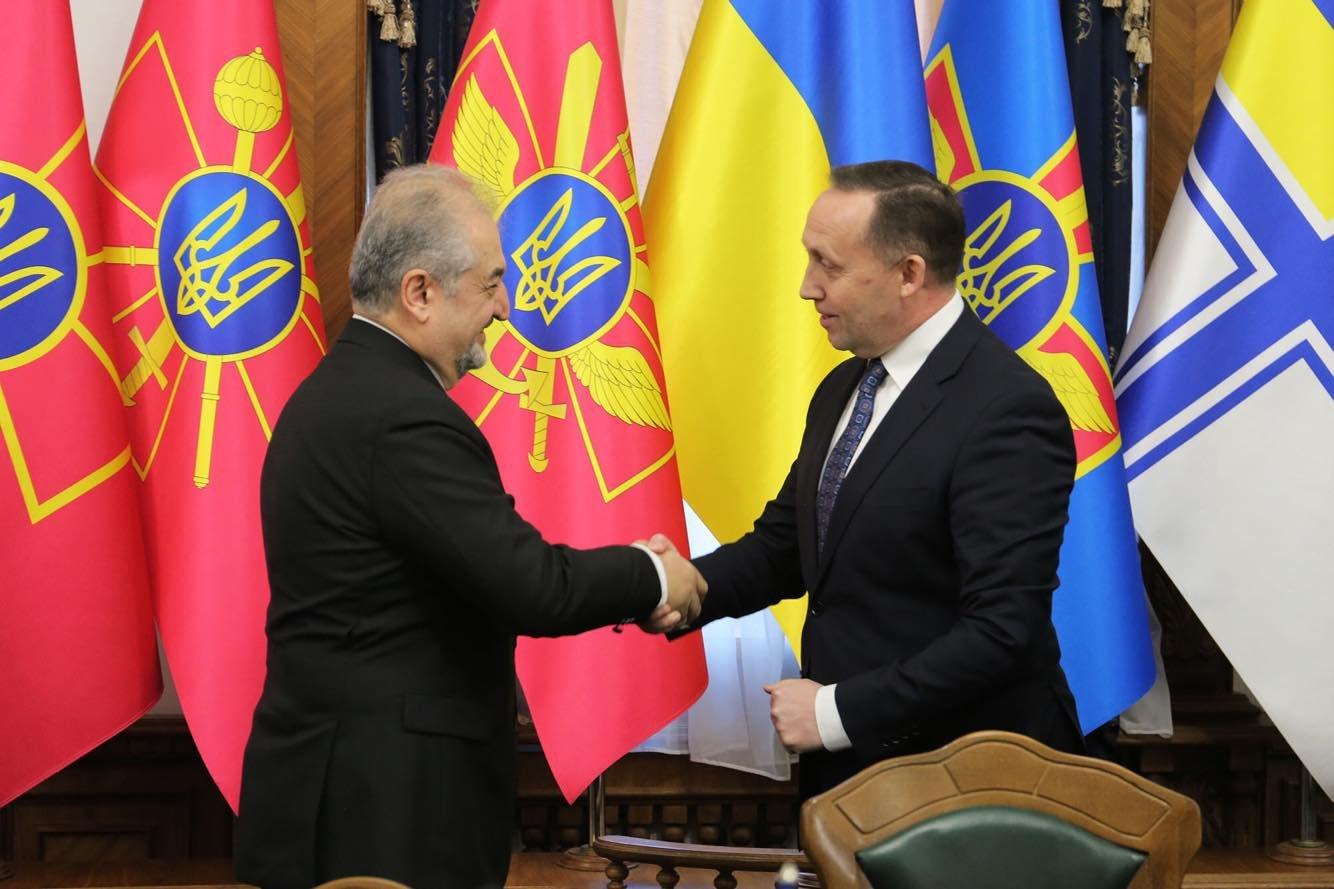 В Міноборони відбулося засідання Спільної українсько-турецької комісії з питань оборонно-промислового співробітництва