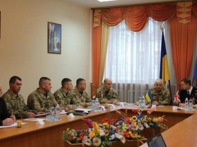 Королівський коледж британських ВПС у 2020-му планує прийняти трьох українських курсантів