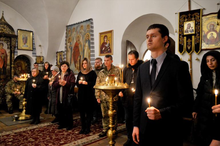 У Києві вшанували пам'ять українських воїнів, загиблих у 2019  році на Донбасі