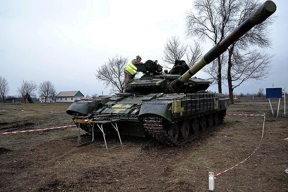 Про гарячі будні українських танкістів із 17-ї Криворізької бригади