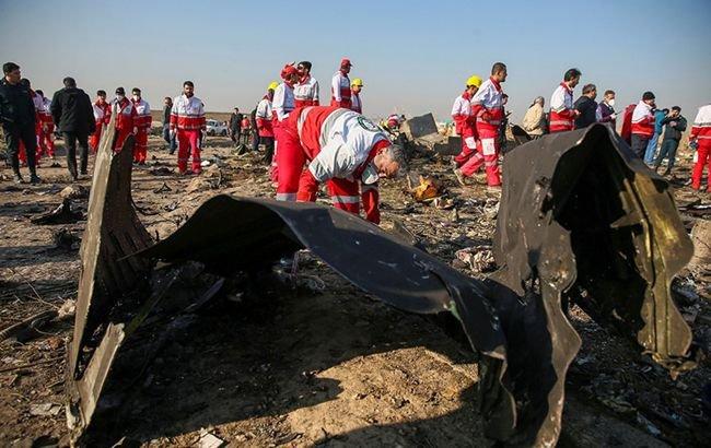Іранського військового, який збив український літак, запроторили за ґрати
