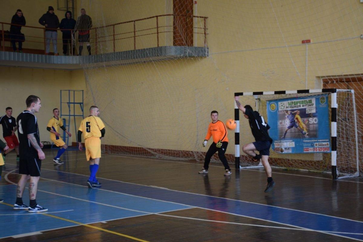 У Бердичеві розпочався чемпіонат ОК «Північ» із футзалу