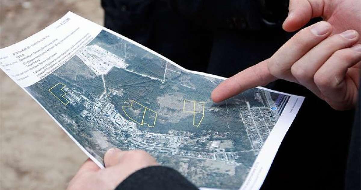 Понад тисячу земельних ділянок отримали торік учасники бойових дій на Житомирщині