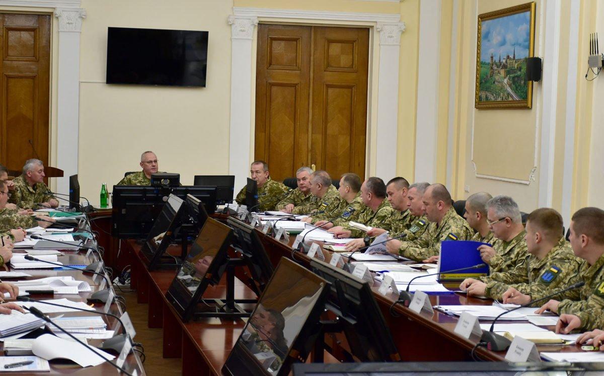 Генерал-полковник Руслан Хомчак: «За шість років російсько-українська війна викристалізувала справжніх воїнів з бойовим та управлінським досвідом»