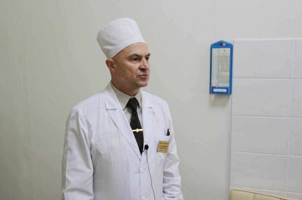 У Рівному військові лікарі впроваджують новітнє обладнання