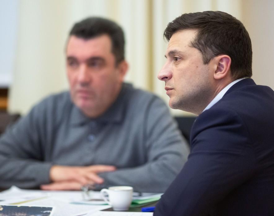 Володимир Зеленський заслухав звіт оперативного штабу з питань катастрофи українського літака в Ірані