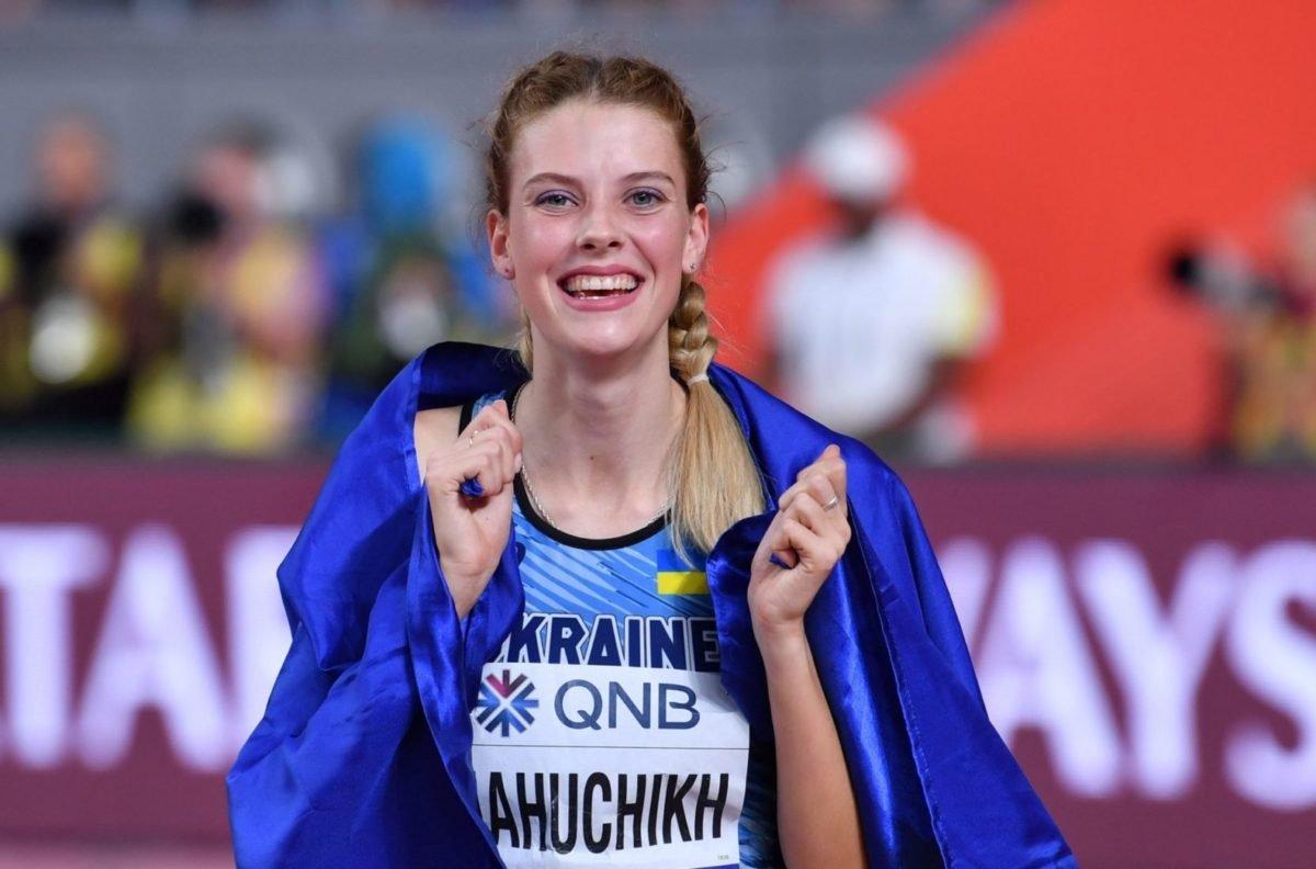 Армійська легкоатлетка почала рік зі світового рекорду