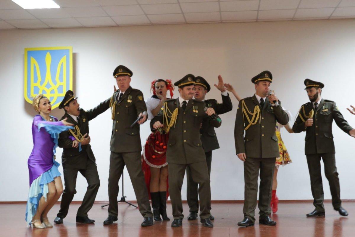 Заслужений академічний ансамбль пісні і танцю ЗСУ виступив з концертом у Ірпінському військовому госпіталі