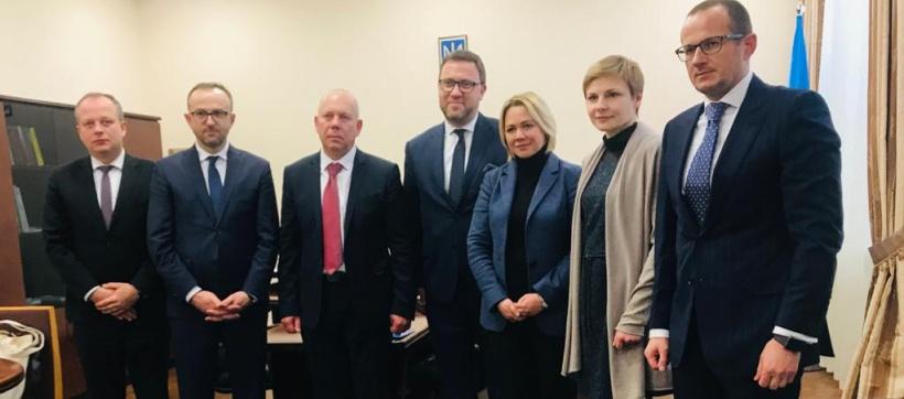 Польські партнери готові збільшити об'єм допомоги українським ветеранам