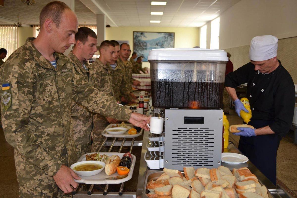 Харчі для солдатів здешевшають