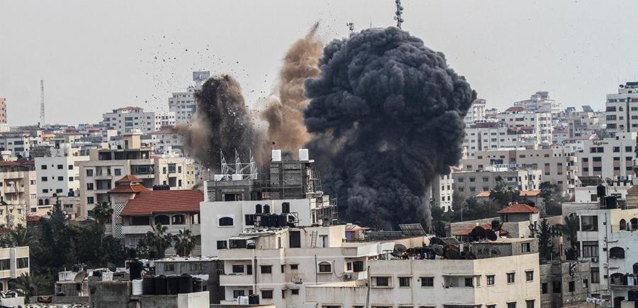 Бойові літаки Ізраїлю завдали удару по сектору Гази