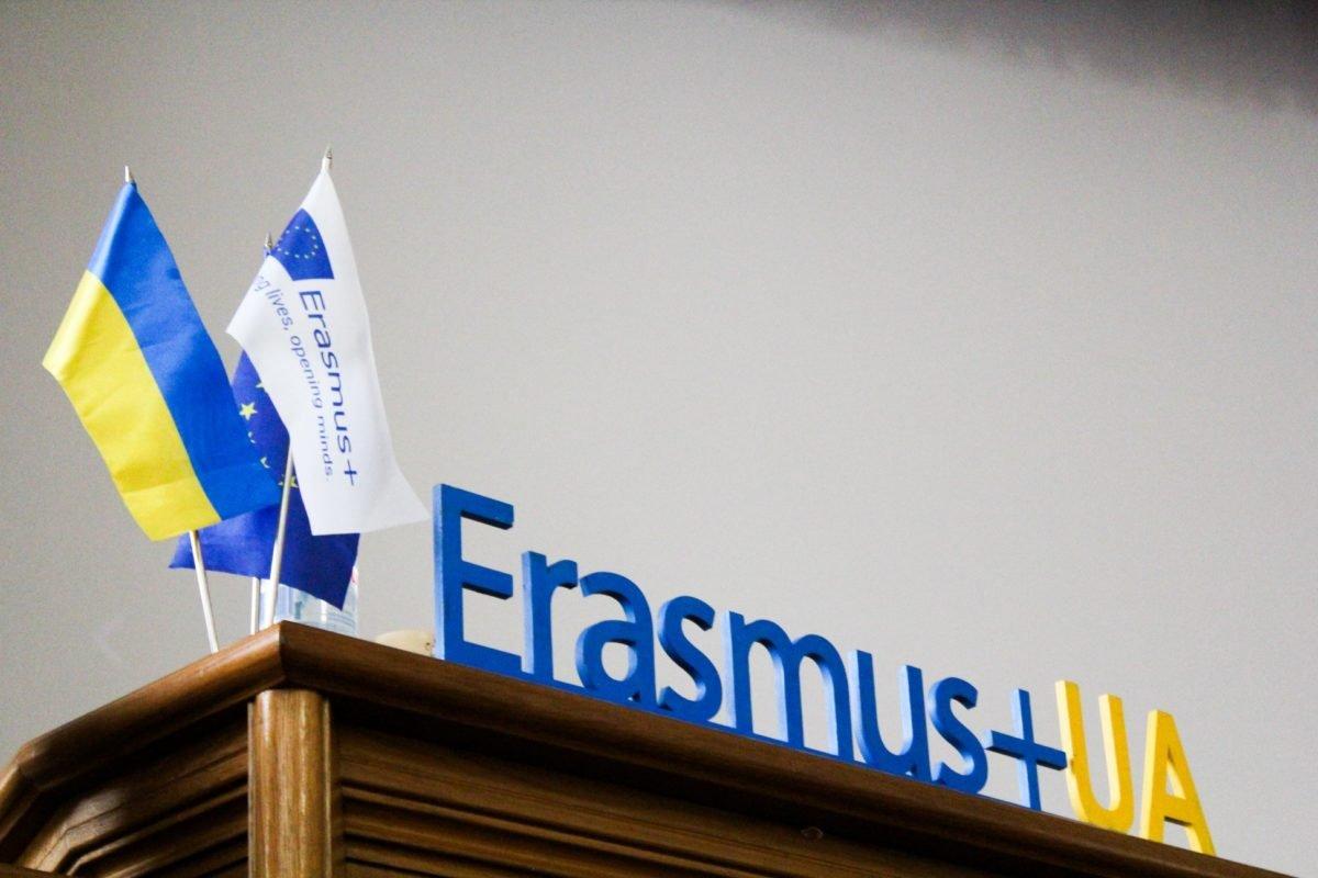 Erasmus+: уперше для курсантів ВІКНУ